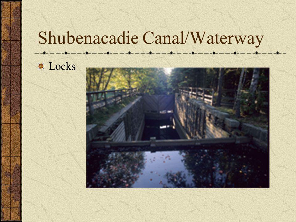 Shubenacadie Canal/Waterway Locks