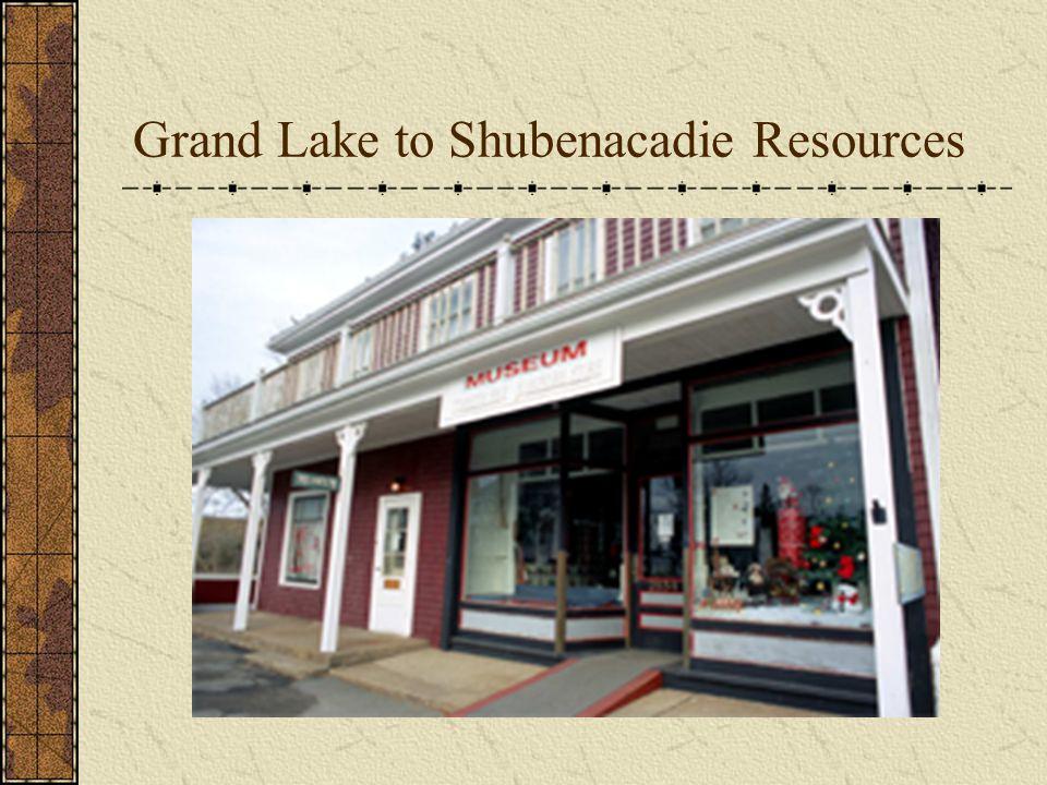 Stewiacke to Maitland Resources