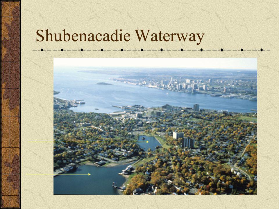 Shubenacadie Waterway