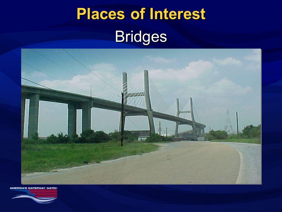 Places of Interest Bridges