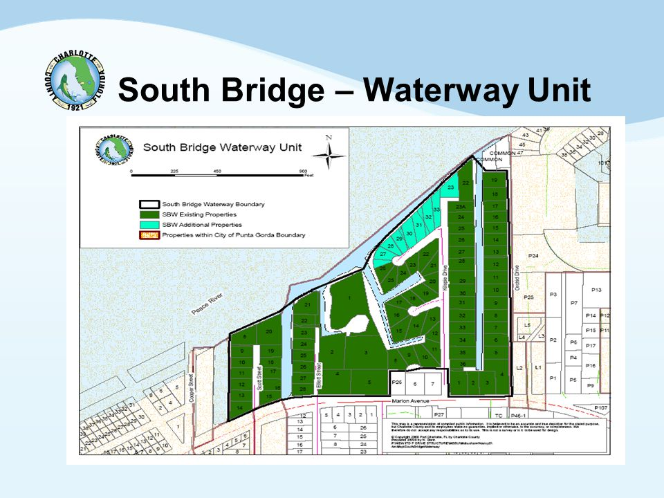 15 South Bridge – Waterway Unit