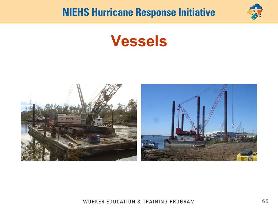 65 Vessels