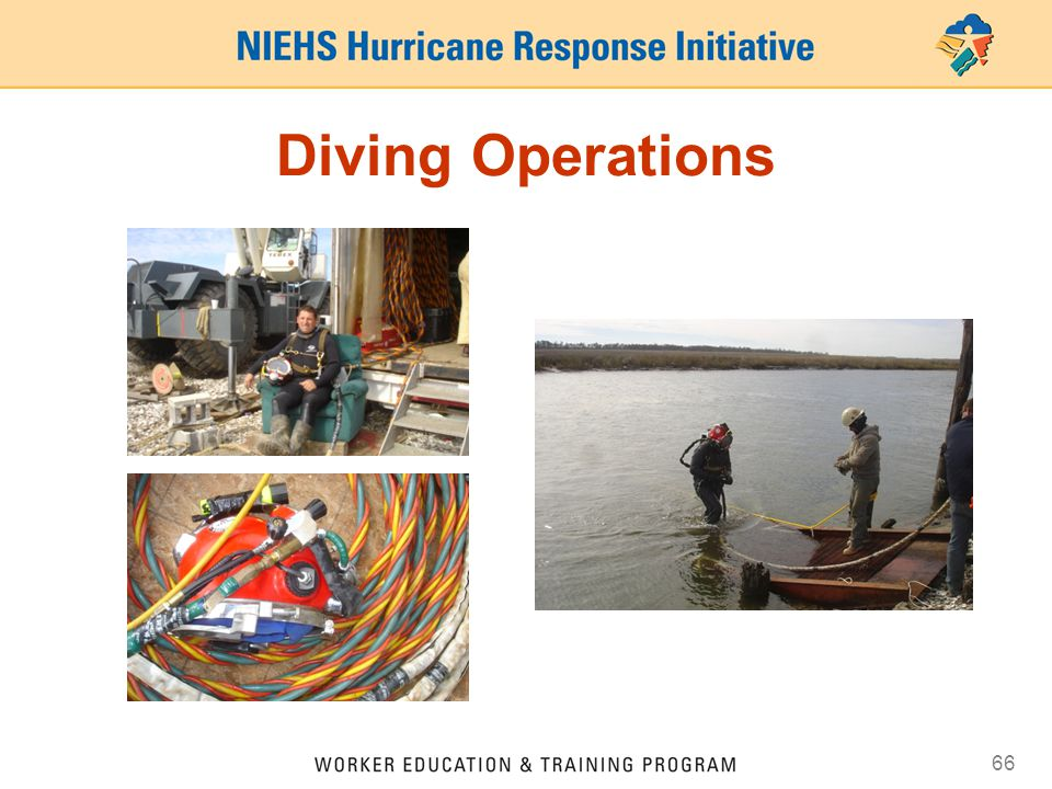 66 Diving Operations