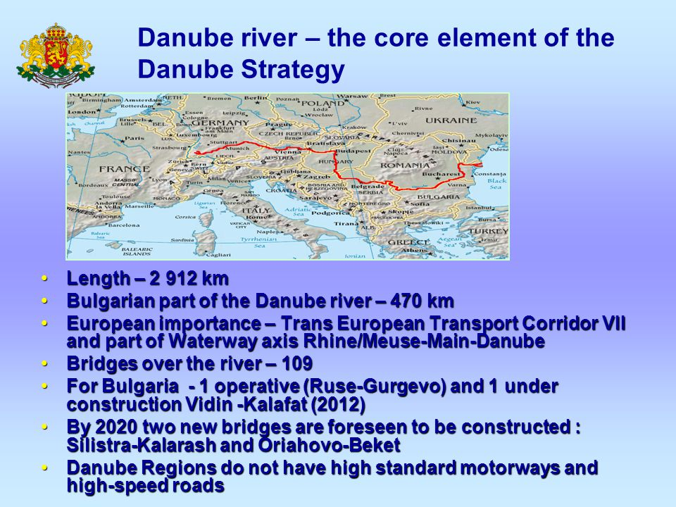 PA10 - 'To step up institutional capacity and cooperation' The Danube region is characterized by different, stronger or weaker traditions in the field of law, transparency, democracy, market economy and political stability, as well as by varying degrees of decentralization.