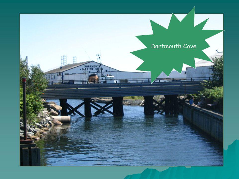 Dartmouth Cove