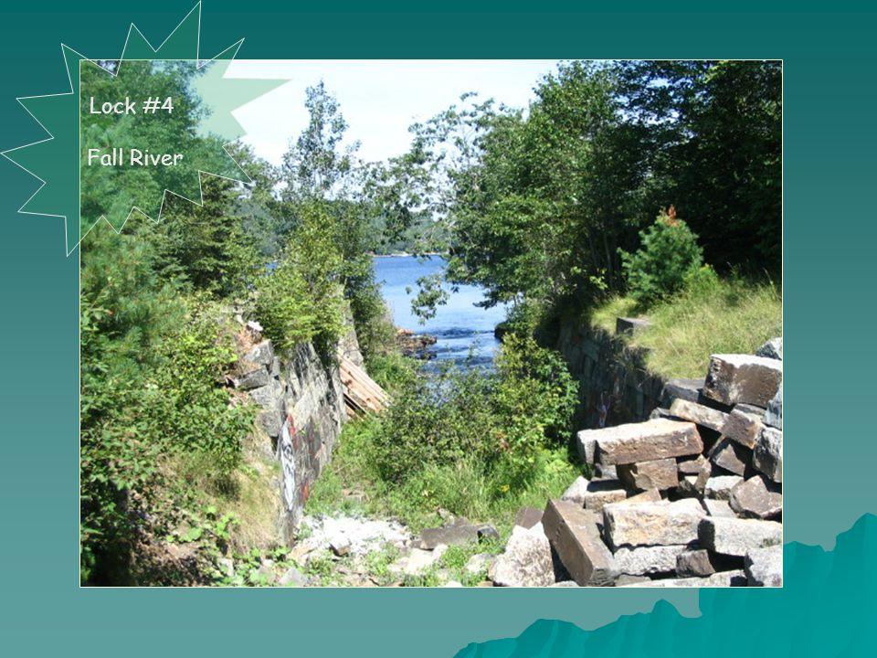 Lock #4 Fall River