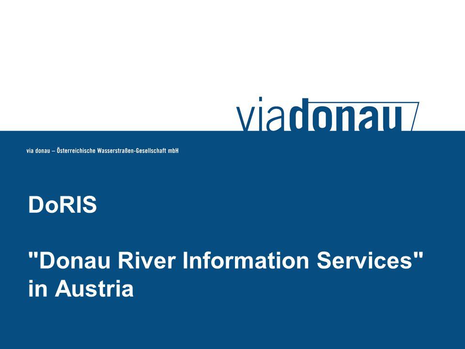 © via donau I 18 Donau River Information Services www.doris.bmvit.gv.at