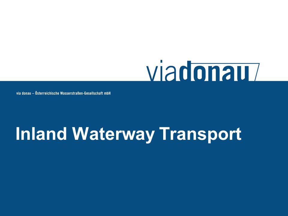 © via donau I 6 Europe's acessability by waterborne transport