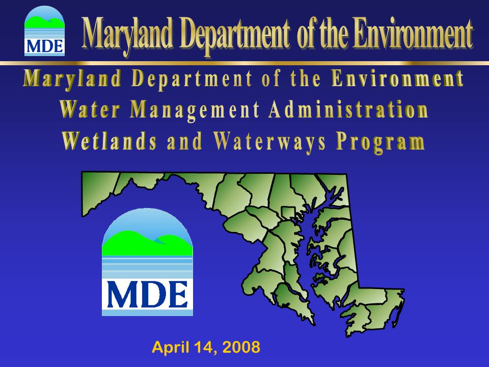 Indicate every resource type proposed for impact on the Application: Tidal Wetland (short form for some projects) Nontidal Wetland Waterway 100-year Floodplain **If you propose an activity in a Nontidal Wetland, then there will be a Buffer or Expanded Buffer impact** Nontidal Wetland Buffer Nontidal Wetland Expanded Buffer