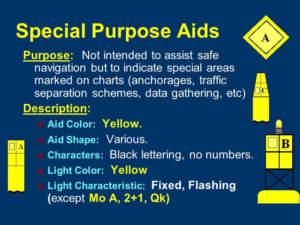 Special Purpose Aids