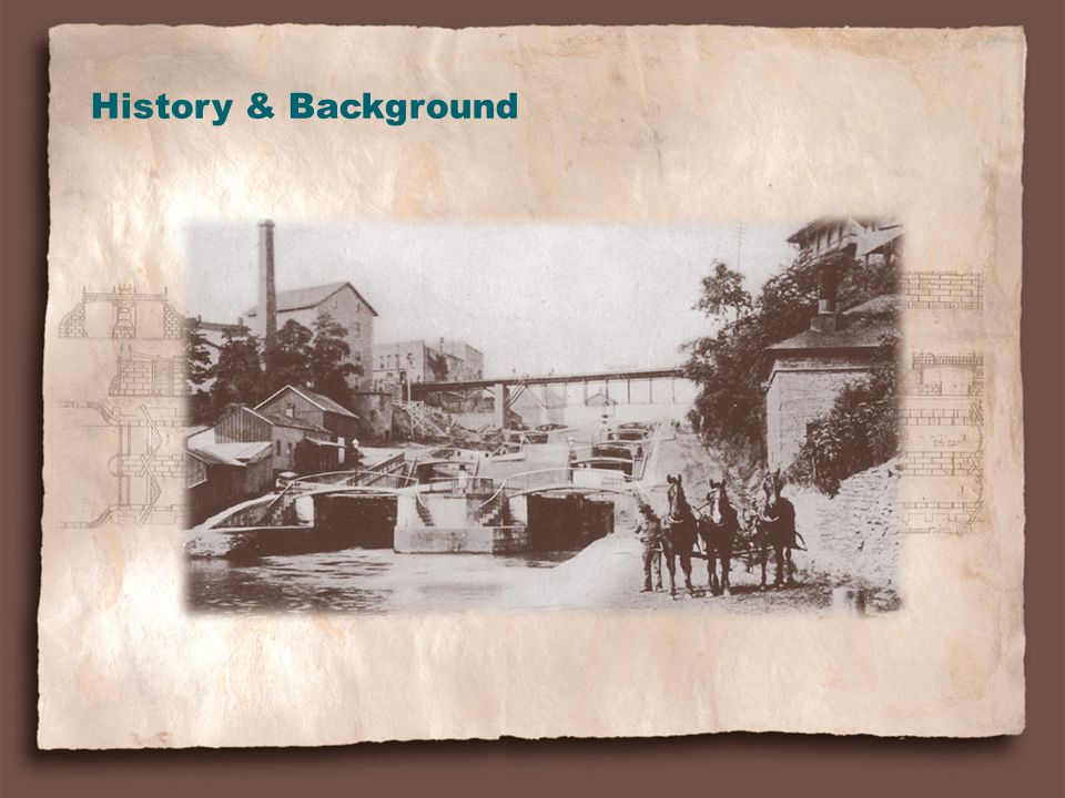 Section I: History & BackgroundHistory & Background