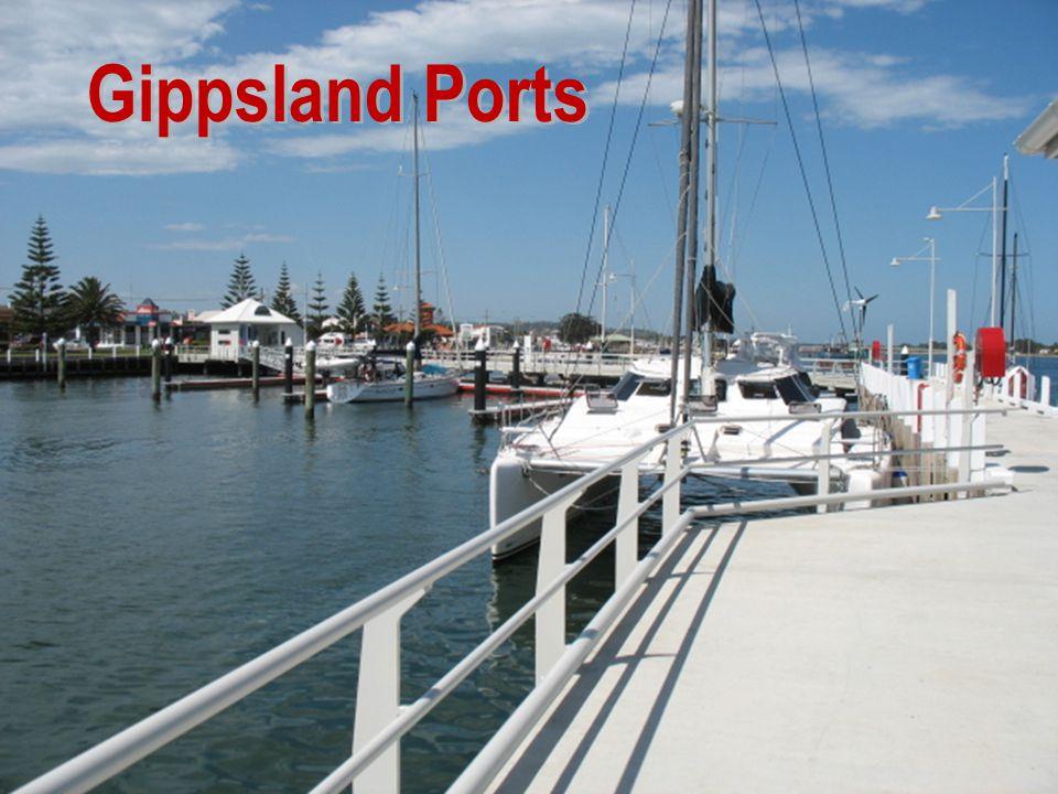 Gippsland Ports
