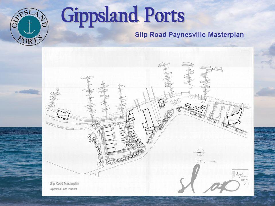 Slip Road Paynesville Masterplan
