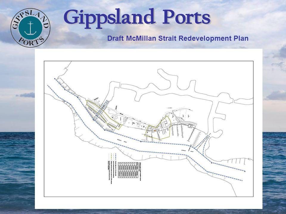 Draft McMillan Strait Redevelopment Plan