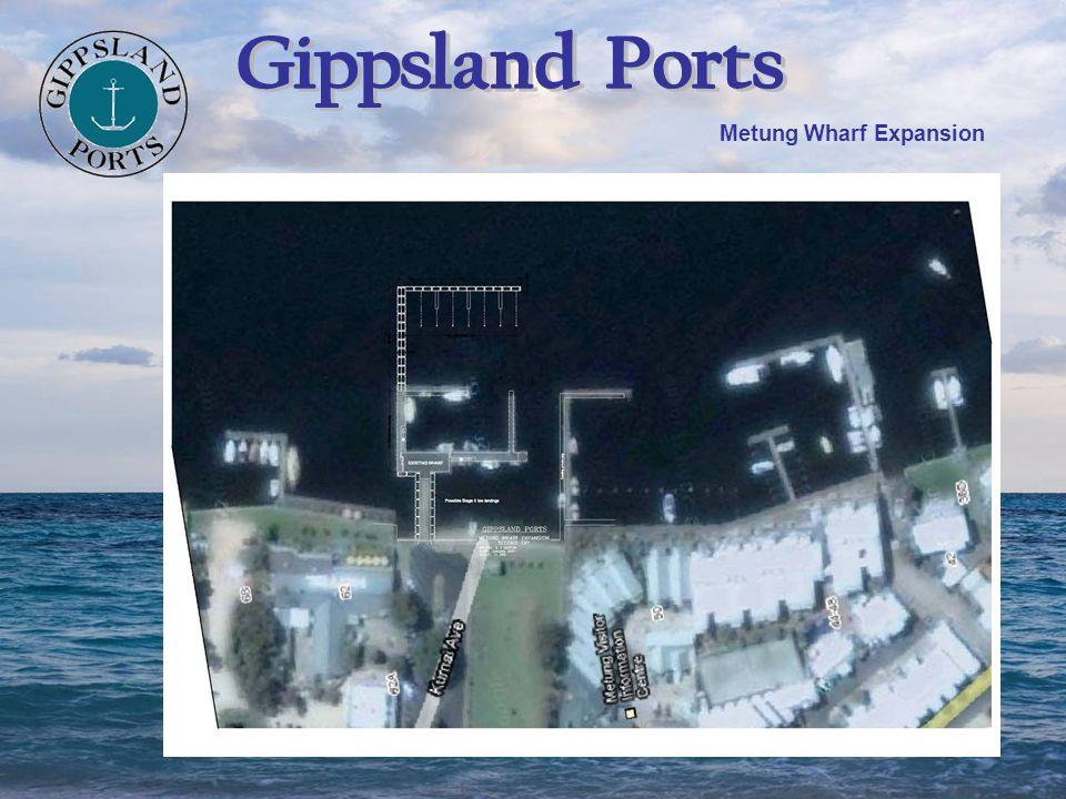 Metung Wharf Expansion