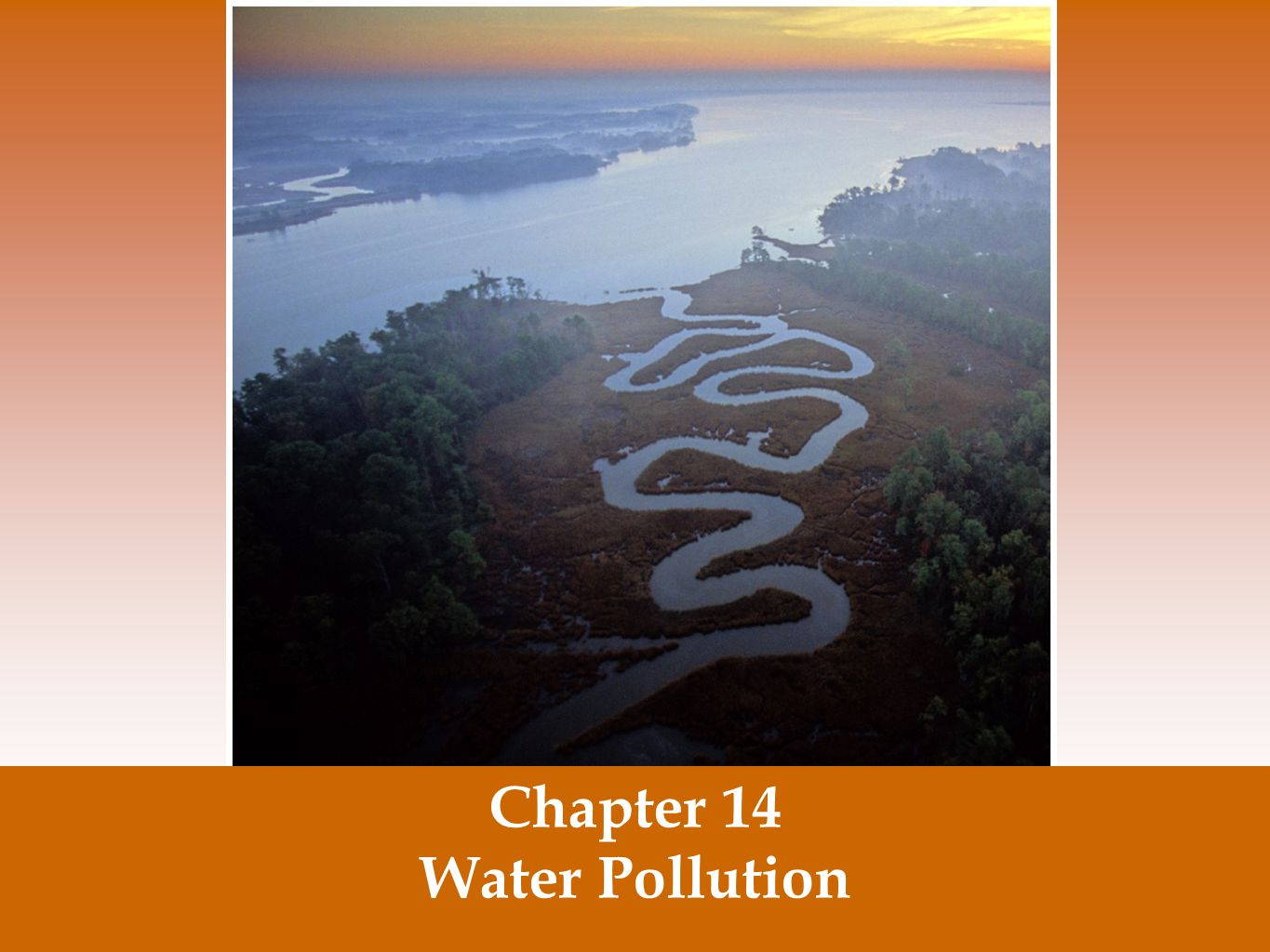 Objectives Distinguish between point and nonpoint sources of pollution Identify the ways in which human wastewater can cause water pollution Evaluate the different technologies that humans have developed for treating wastewater Identify the major types of heavy metals and other substances that pose serious hazards to humans and the environment.