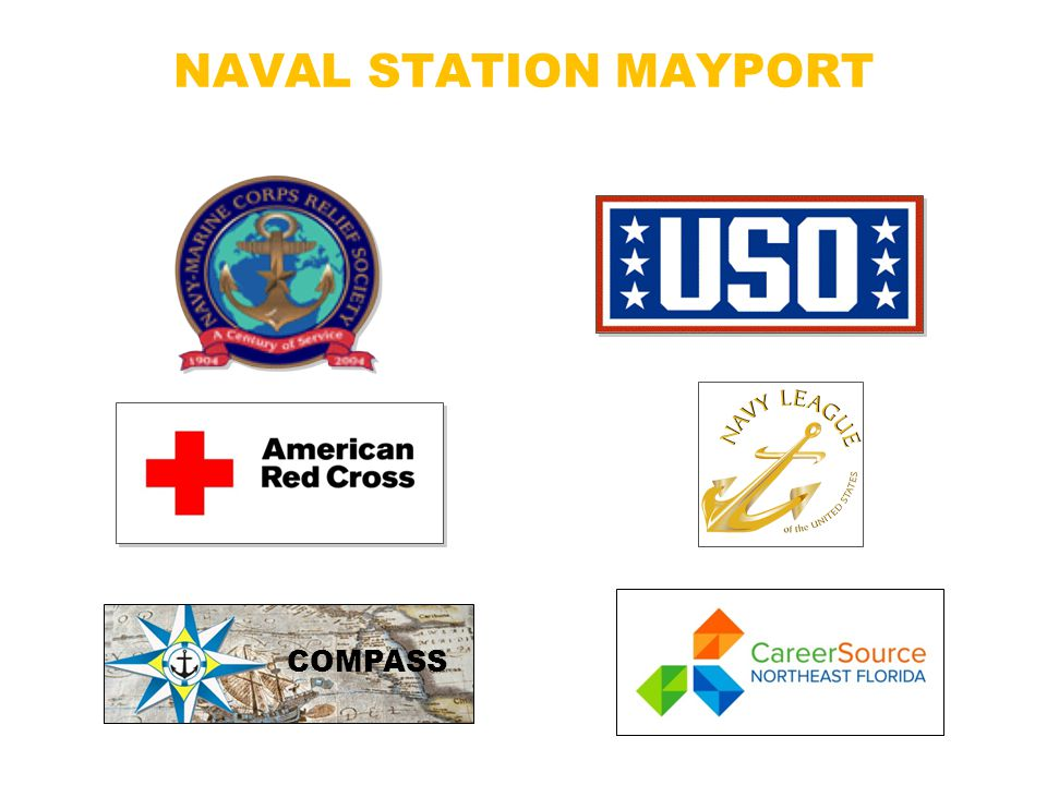 NAVAL STATION MAYPORT Sailor and Family Support Programs COMPASS