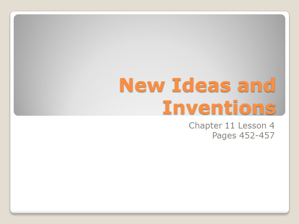Give an example of how a new invention of the Industrial Revolution changed the lives of Americans.
