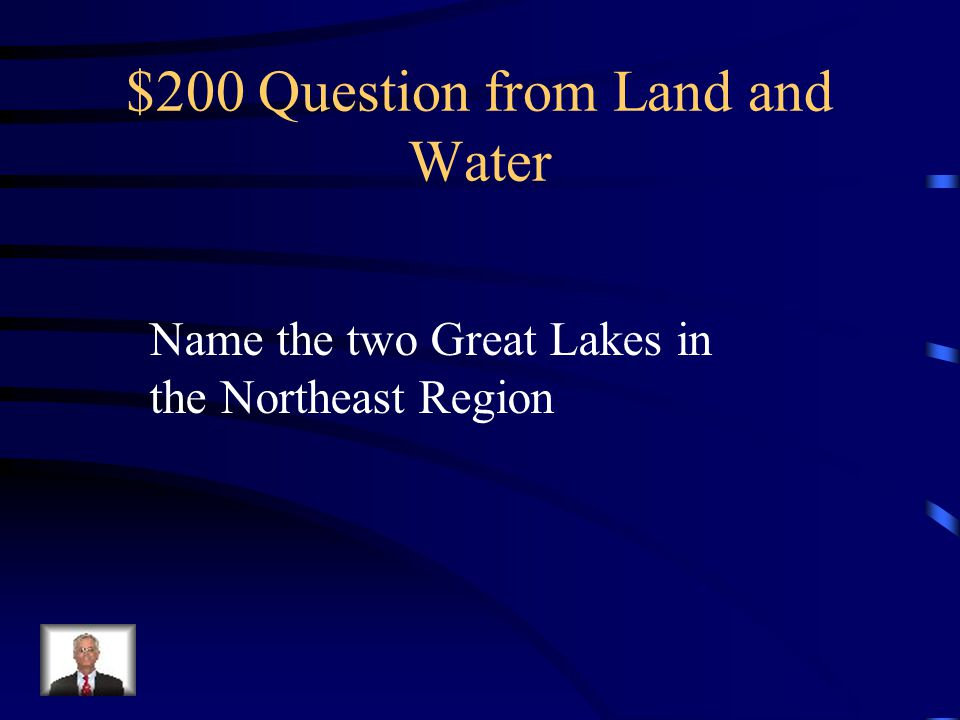 $100 Answer for Land and Water The Erie Canal