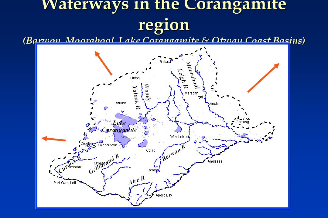 Waterway Values & Uses l Environmental l Economic l Social Many competing demands...