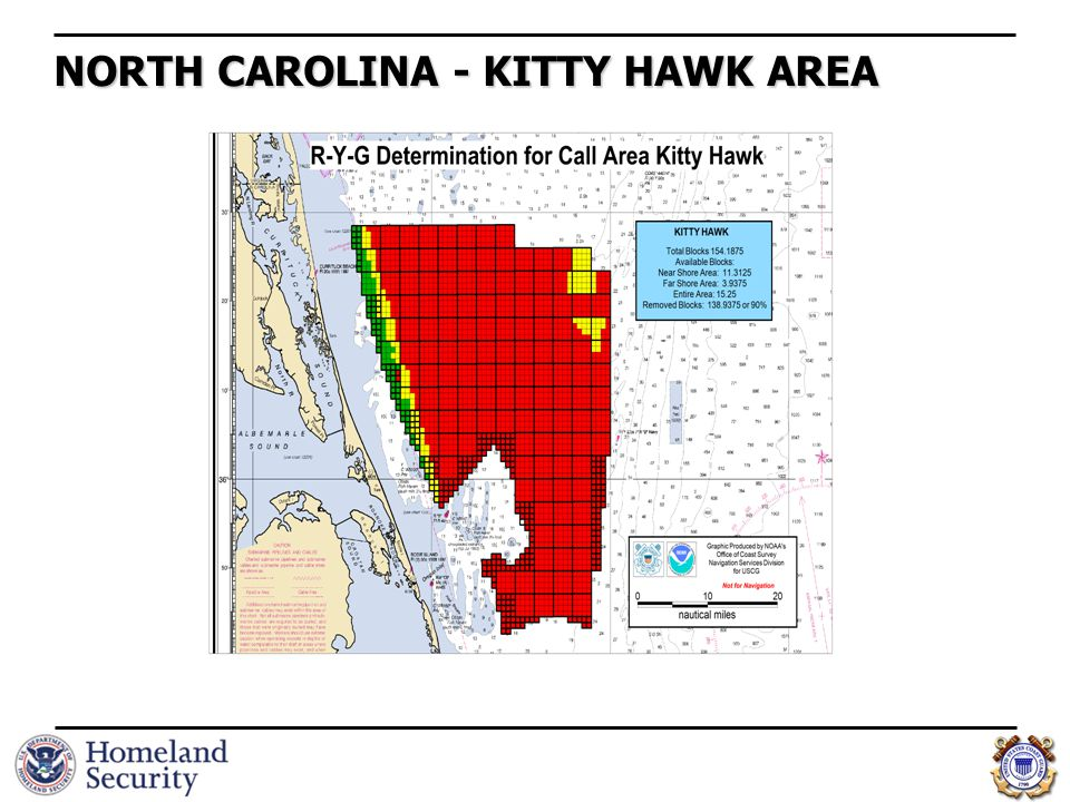 NORTH CAROLINA - KITTY HAWK AREA