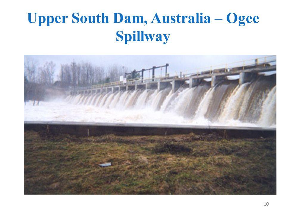 Upper South Dam, Australia – Ogee Spillway 10