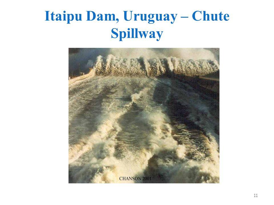 Itaipu Dam, Uruguay – Chute Spillway 11