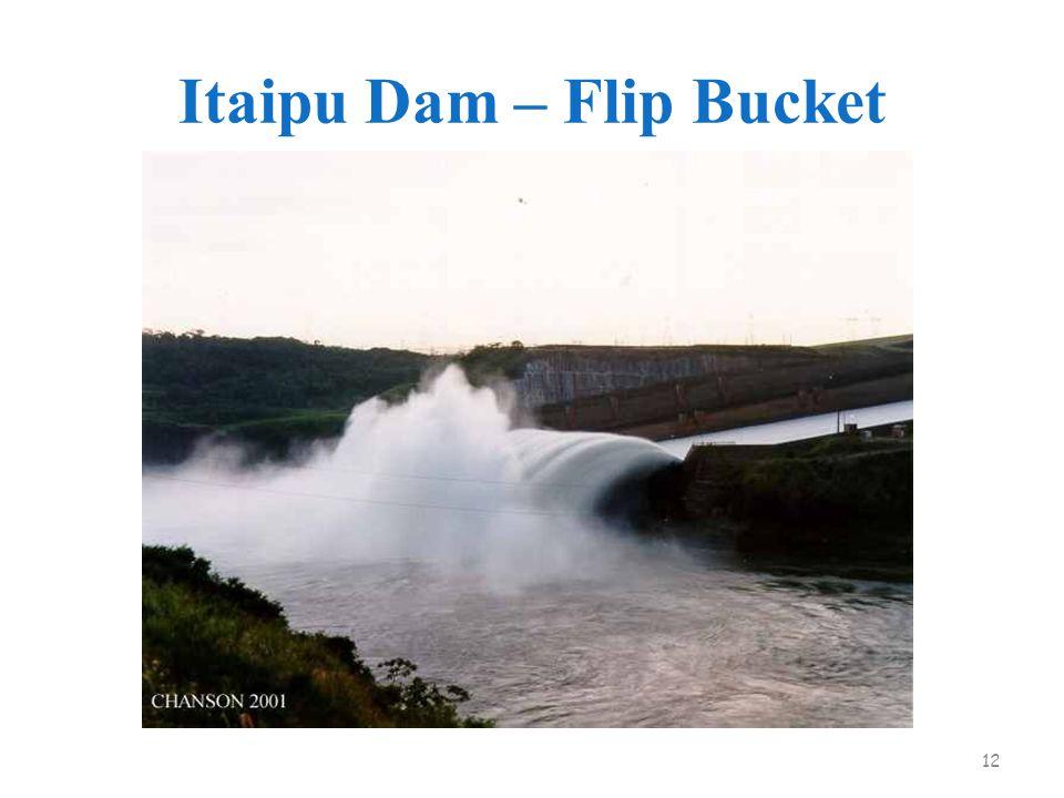 Itaipu Dam – Flip Bucket 12