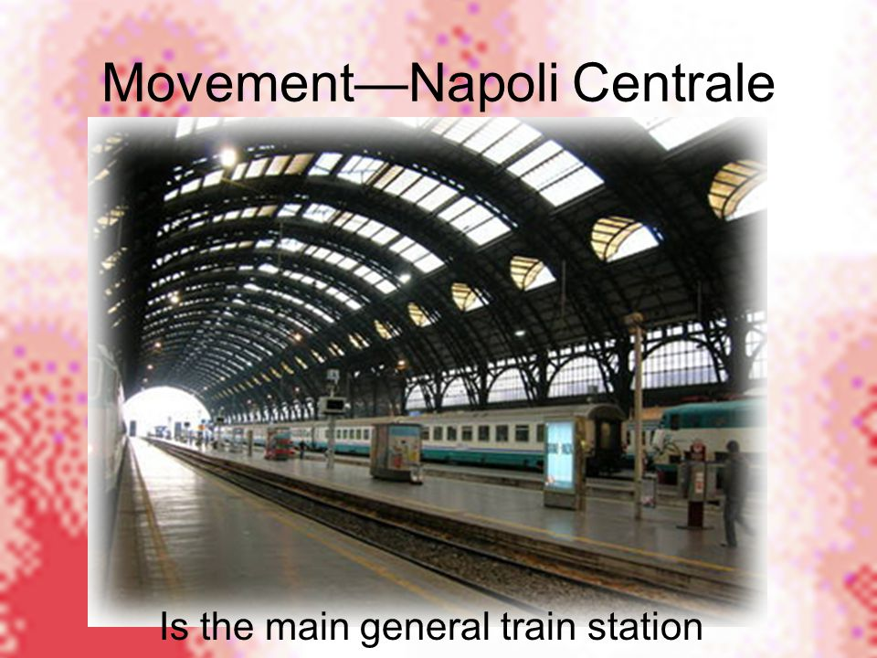 Movement—Naples International Airport Is the most important airport in southern Italy