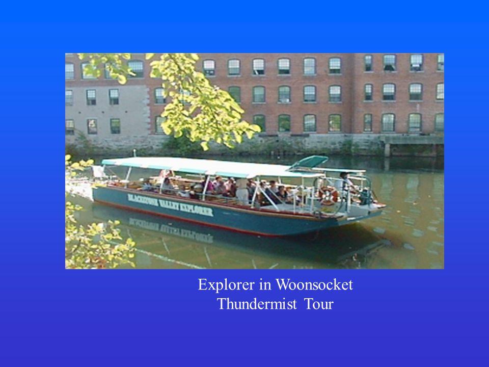 Explorer in Woonsocket Thundermist Tour