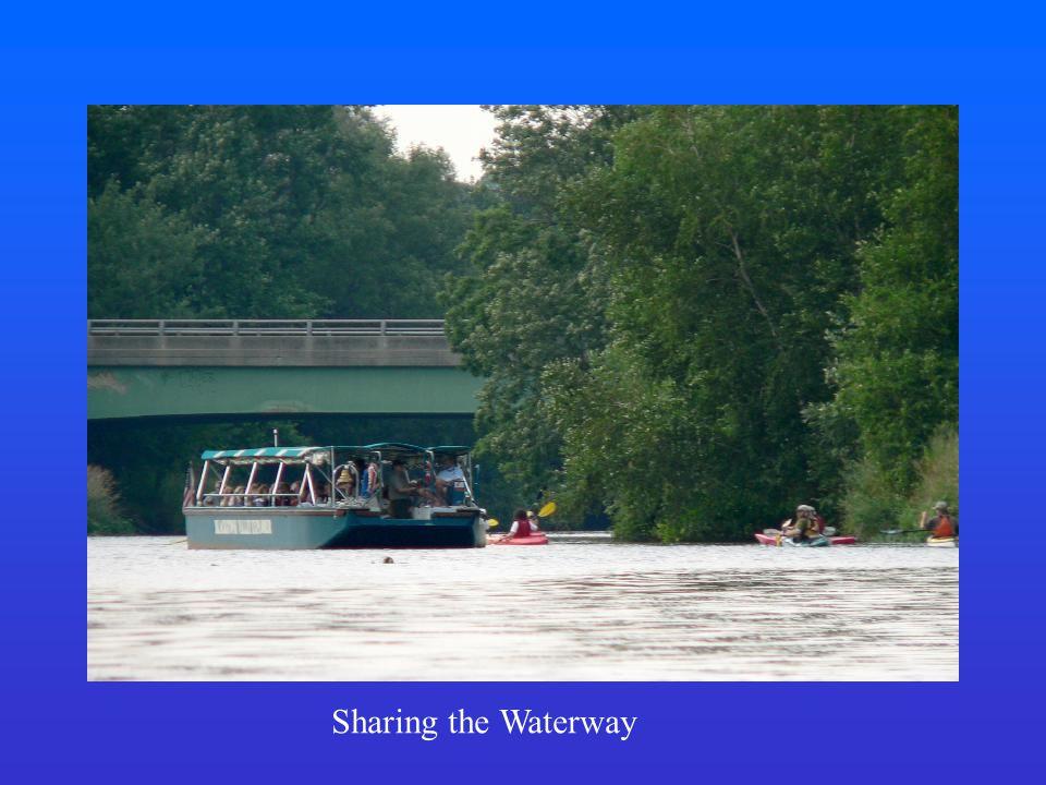 Sharing the Waterway