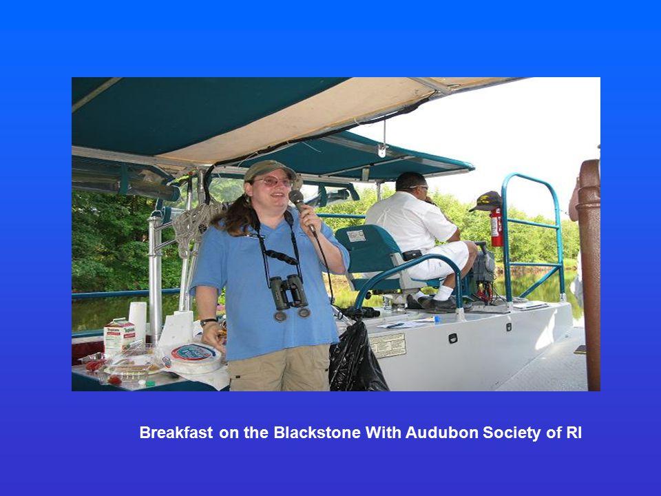 Breakfast on the Blackstone With Audubon Society of RI