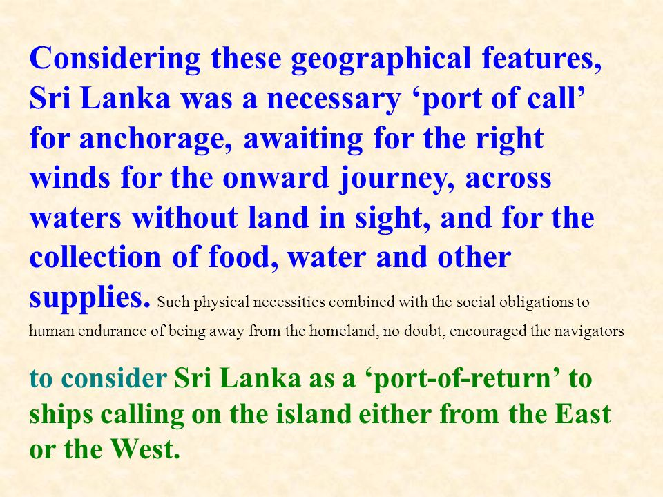 Slide 11 – The Elephant Kraals at Matara in 1805 according to Percival.****