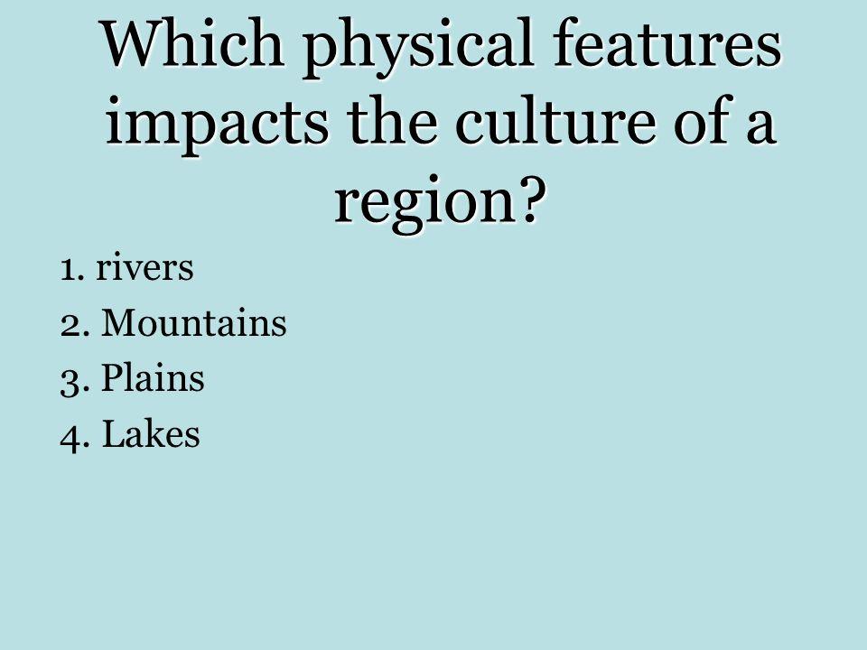 2. Mountains