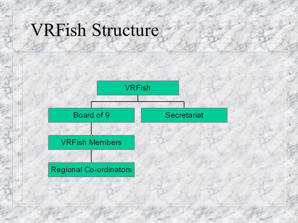 VRFish Structure