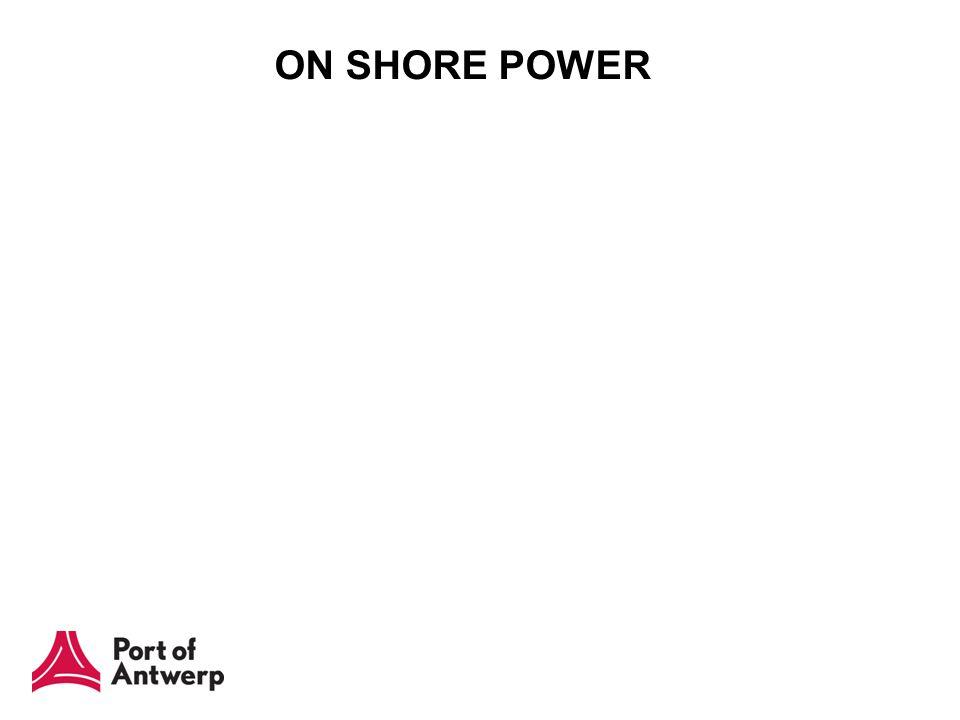 ON SHORE POWER