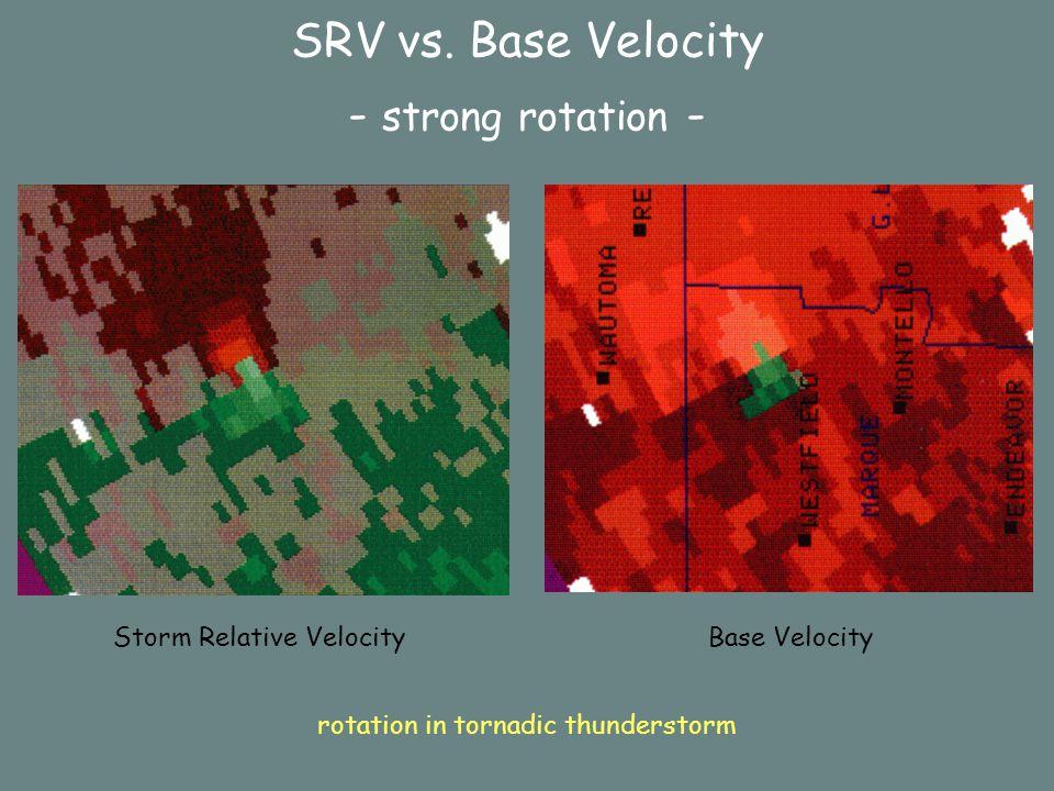 SRV vs.
