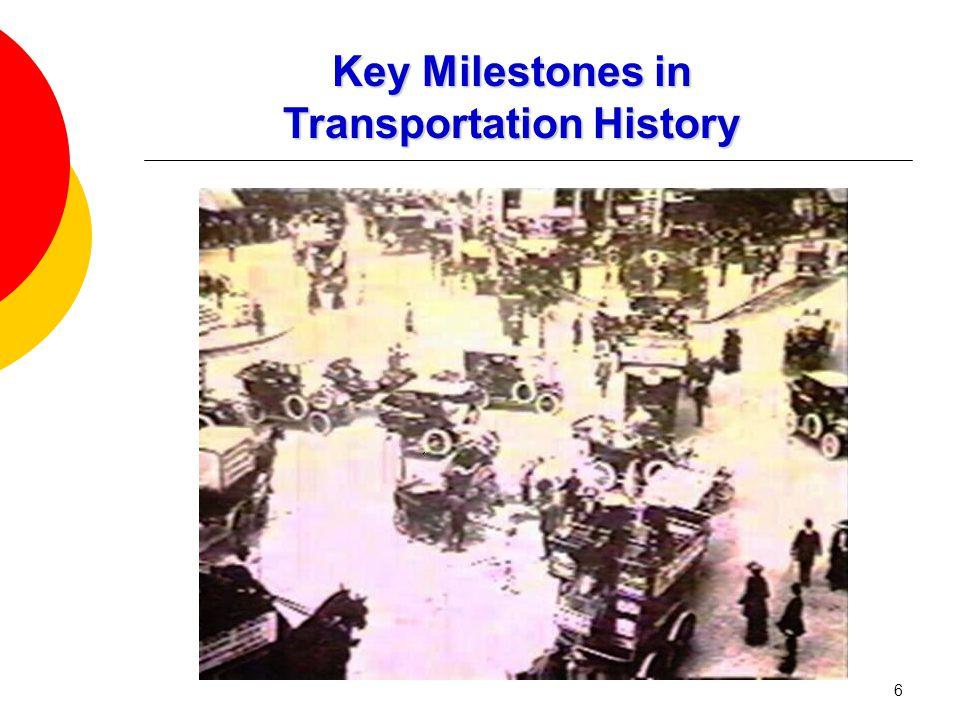 27 Solutions More Efficient Transportation Utilities