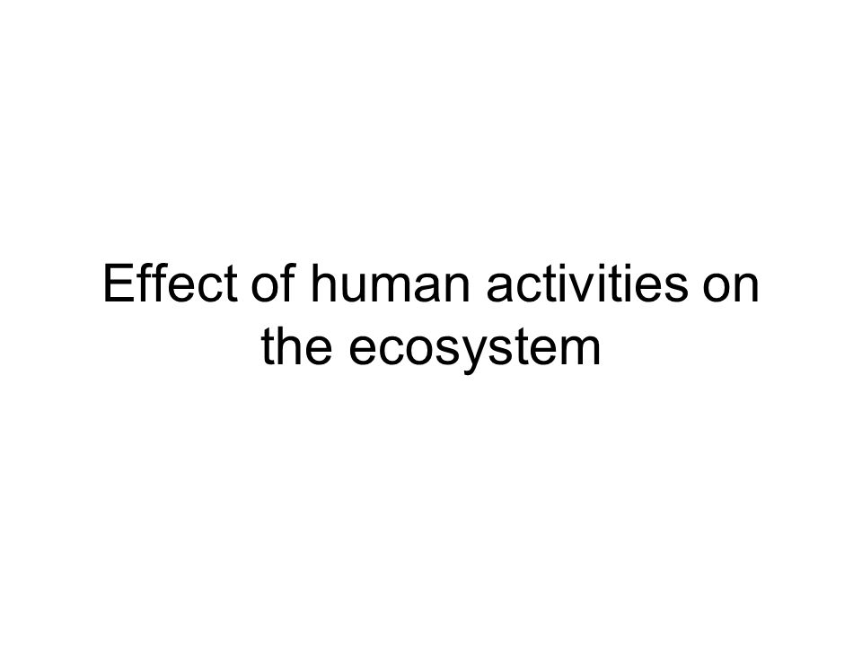 What is ecology?.The science of the relationships between organisms and their environments.