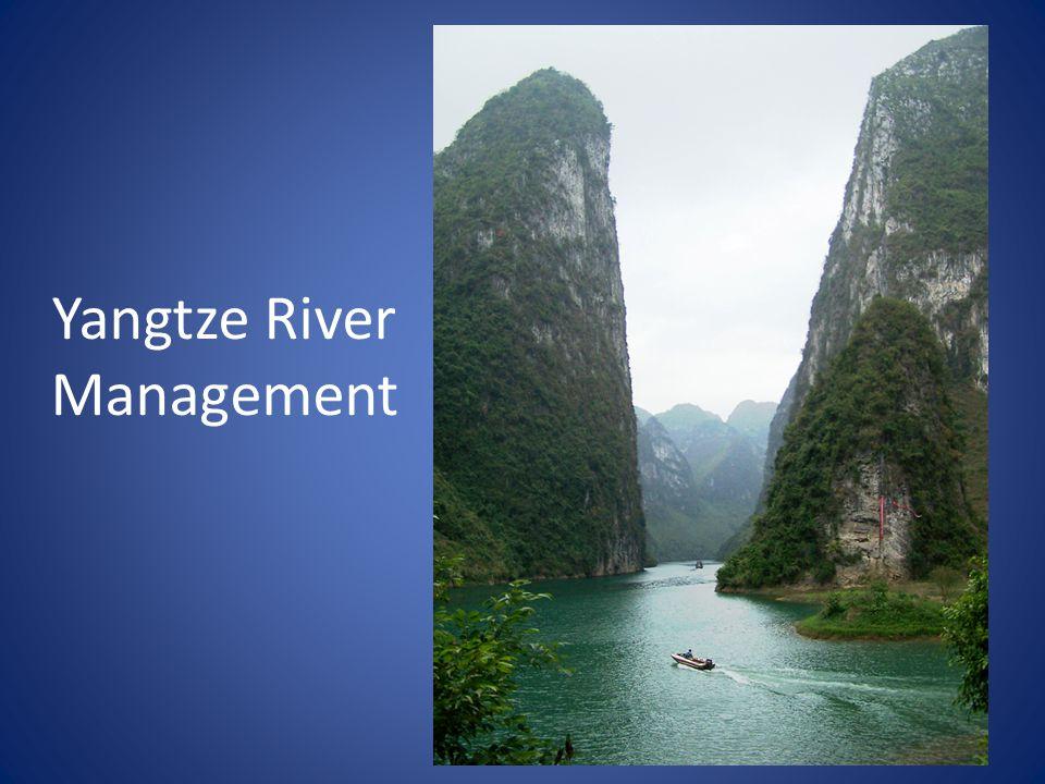 Yangtze River Management