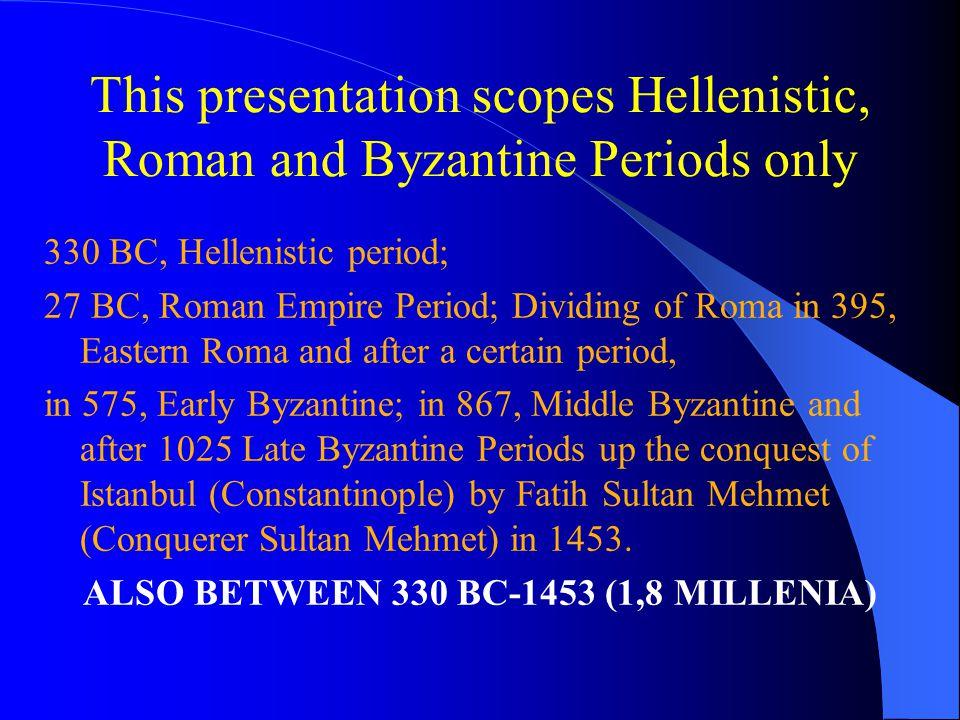 Gelemiş, Kalkan, Antalya/TR; reverse siphon (Patara), Hellenistic-Roman Shild for wrongly described Lykian Way (Waterway)