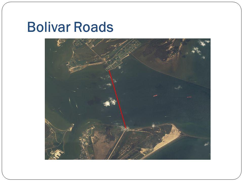Bolivar Roads