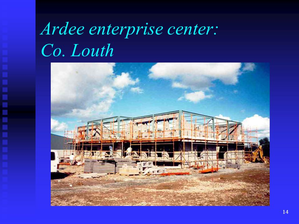 Ardee enterprise center: Co. Louth 14