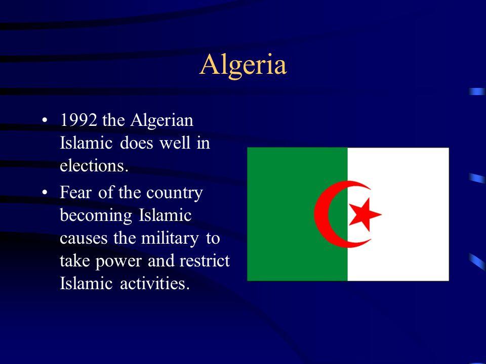 Iraq Persian Gulf War –In 1990 Iraq invaded Kuwait and seized the oil fields.