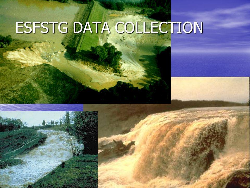 ESFSTG DATA COLLECTION