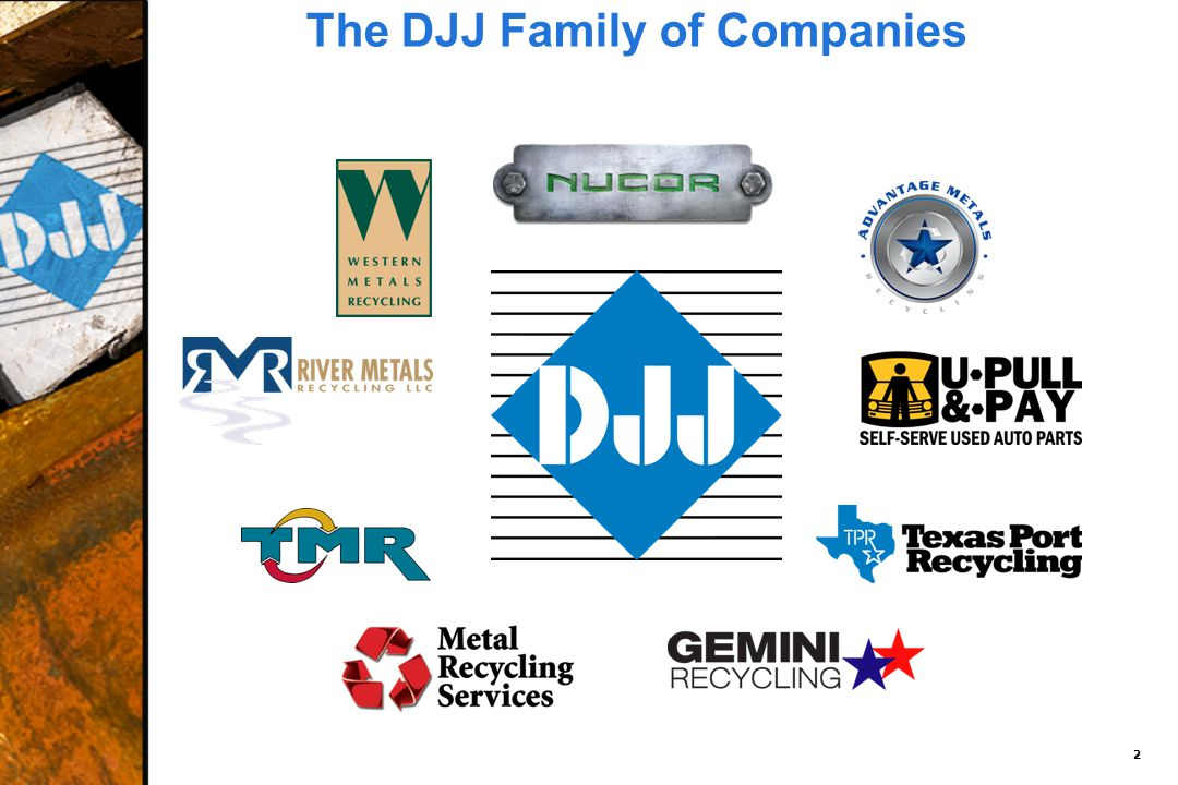 2 The DJJ Family of Companies