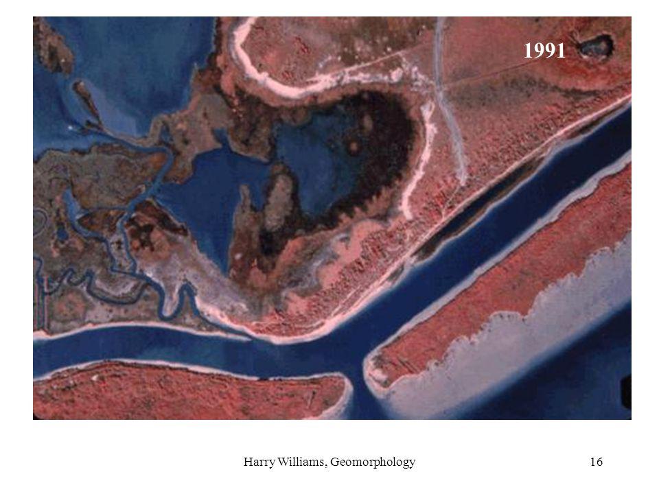 Harry Williams, Geomorphology16 1991