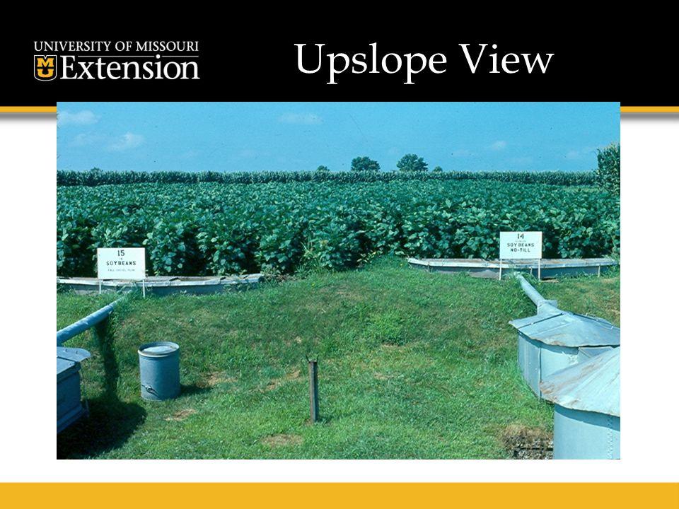 Upslope View