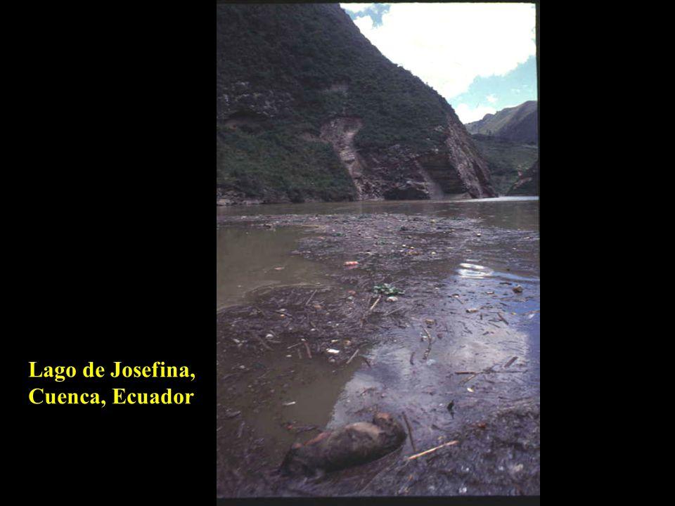 Lago de Josefina, Cuenca, Ecuador