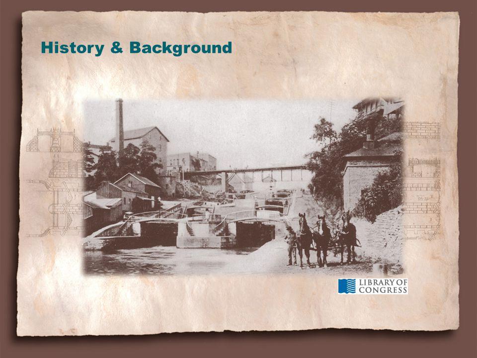 Section I: History & BackgroundHistory & Background